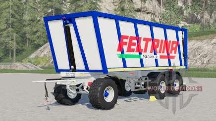 Feltrina trailer para Farming Simulator 2017