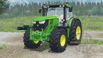 John Deere 6R series para Farming Simulator 2013