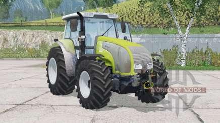 Valtra T140〡fronthydraulik klappbar para Farming Simulator 2015