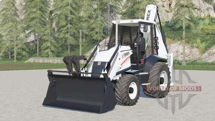 Terex 860 SX para Farming Simulator 2017