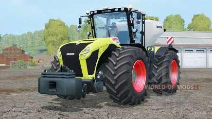 Claas Xerion 4500 Trac VC〡incluso é um peso para Farming Simulator 2015