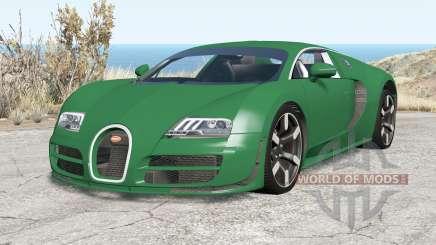 Bugatti Veyron 16.4 Super Sport 2010 para BeamNG Drive