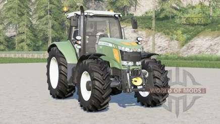 Seleção de engenheiros 〡 série Massey Ferguson 7600 para Farming Simulator 2017