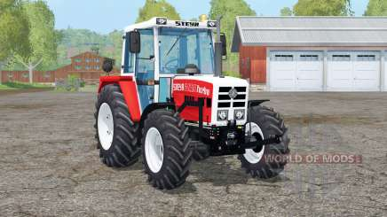 Eixo 〡 turbo steyr 8090A turbo para Farming Simulator 2015