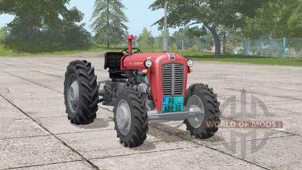IMT 533 DeLuxꬴ para Farming Simulator 2017