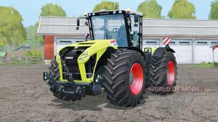 Claas Xerion 4500 Trac VꞒ para Farming Simulator 2015
