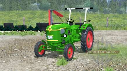 Deutz D 2ⴝ para Farming Simulator 2013