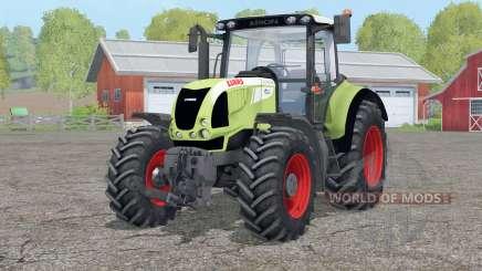 Suspensão dianteira 〡 Claas Arion 620〡animada para Farming Simulator 2015
