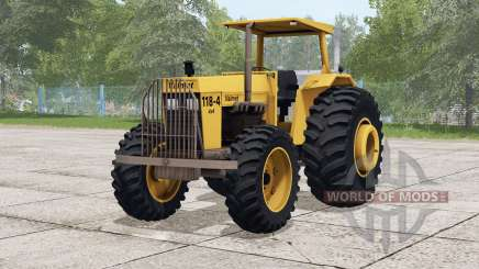 Valmet 118-4 4x4 para Farming Simulator 2017