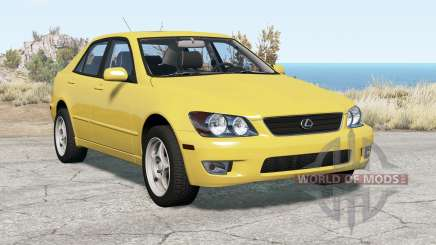 Lexus IS 300 (XE10) 2001 para BeamNG Drive