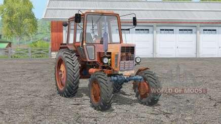 Sons 〡 motor 〡 Bielorrússia MTH-82 para Farming Simulator 2015