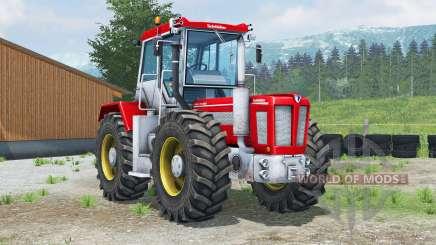 Luzes reversas 〡automáticas Schluter Super-Trac 2500 VL para Farming Simulator 2013