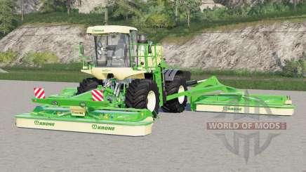 Seleção Krone BiG M 500〡tyre para Farming Simulator 2017