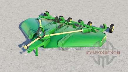 John Deere HX15 para Farming Simulator 2017