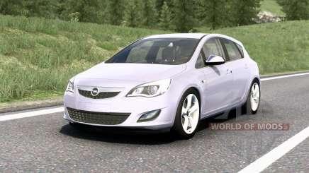 Opel Astra (J) Ձ010 para Euro Truck Simulator 2