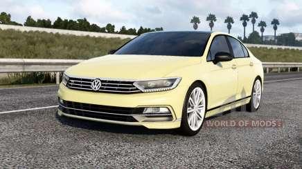 Volkswagen Passat R-Line (B8) 2015 para American Truck Simulator