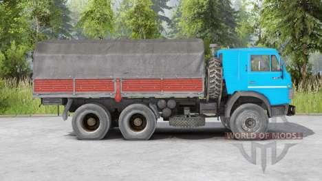 KamAZ-5410 v1.2 para Spin Tires