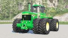 John Deere 8440〡dender configurações para Farming Simulator 2017