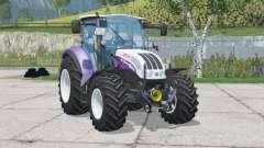 Steyr Multi 4115〡farbwahl para Farming Simulator 2015