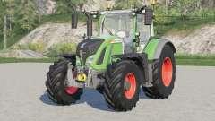 Fendt 700 Vario〡apetos Michelin para Farming Simulator 2017