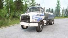 Freightliner 114SD para MudRunner