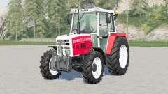 Steyr 8090A Turbo〡abaixo retrovisor ajustado para Farming Simulator 2017