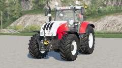 Steyr 6000 CVT〡provação de motor para Farming Simulator 2017