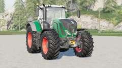 Fendt 900 Vario〡a configuração de pneus para Farming Simulator 2017