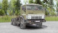 KAMAZ-5410 v1.3 para Spin Tires