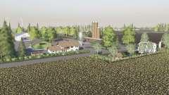 Nordfriesische Marsch v2.5 para Farming Simulator 2017
