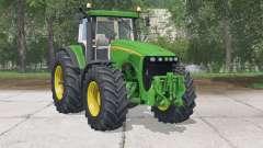 John Deere 8220〡sanimado peças para Farming Simulator 2015