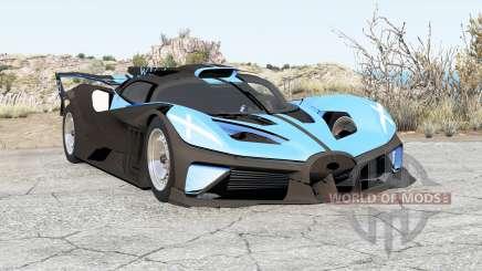 Bugatti Bolide 2020 para BeamNG Drive