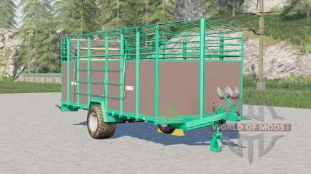 Knies VA8 para Farming Simulator 2017