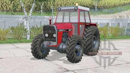 IMT 590 DV DL Specijal〡seco para Farming Simulator 2015