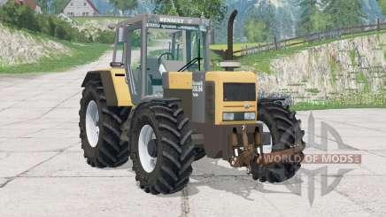 Renault 155.54 TX Turbꝍ para Farming Simulator 2015