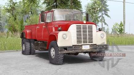International Harvester Loadstar 1700 Crew Cab v1.1 para Spin Tires