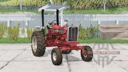 Farmall 1206 Turbƍ para Farming Simulator 2015