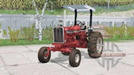 Eixo dianteiro 〡 Turbo 〡 para Farming Simulator 2015