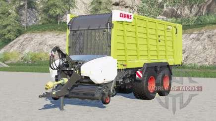 Configurações da marca Claas Cargos 9500〡4 de pneus para Farming Simulator 2017