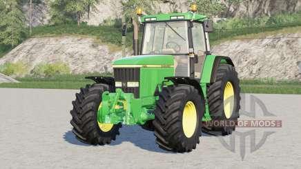 John Deere 7010 〡vendido pintura John Deere para Farming Simulator 2017