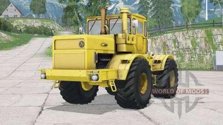 Eixo de transmissão rotativo Kirovets K-700A para Farming Simulator 2015