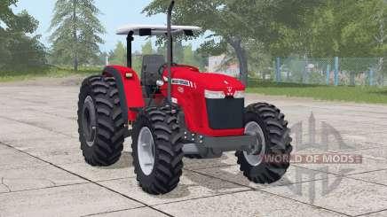 Massey Ferguson 4299 para Farming Simulator 2017