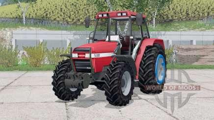 Case International 5130 Maxxum〡change rodas para Farming Simulator 2015