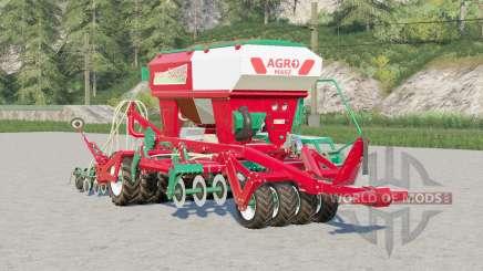 Escolha agro-Masz Salvis 3800〡design para Farming Simulator 2017