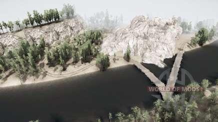 Brigada UKH 4 v1.1 para MudRunner