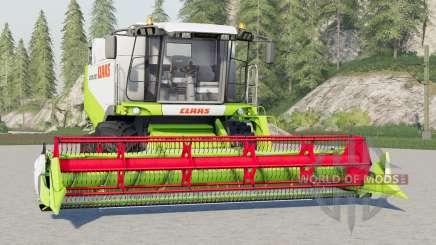 Claas Lexion 530〡well modelado para Farming Simulator 2017