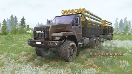 Ural Nexƭ para MudRunner