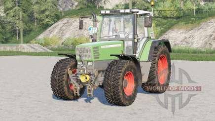 Seleção Fendt Favorit 510 C Turboshift〡 rodas para Farming Simulator 2017