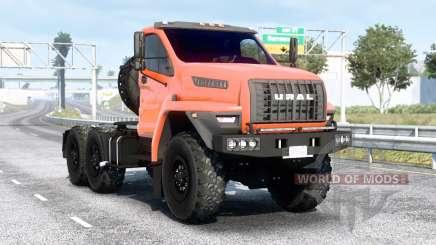 Ural Next (44202-5311-74E5) v1.8 para American Truck Simulator