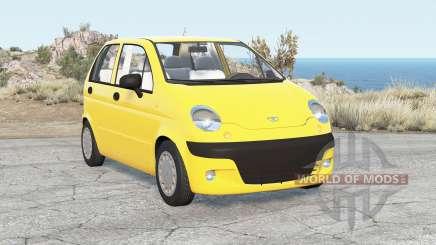 Daewoo Matiz para BeamNG Drive
